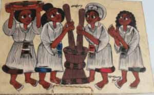 product-a18-vintage-ethiopan-painting